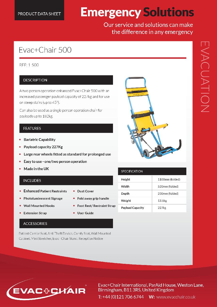 Evac-Data-Sheets-(500)